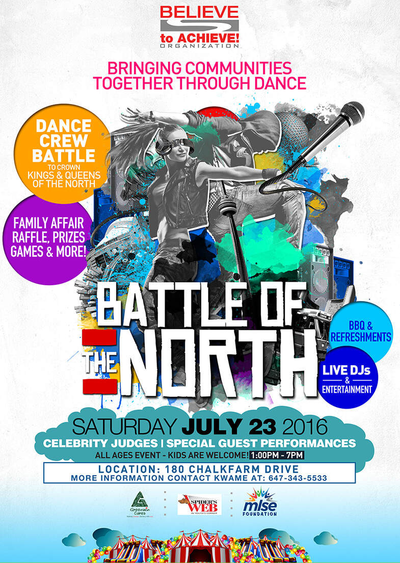 Battle Of The North - July 23, 2016