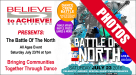 Battle Of The North - July 2016 Photos